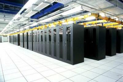 Data center colocation room
