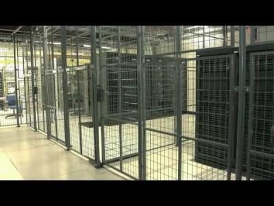 Data center private colocation room