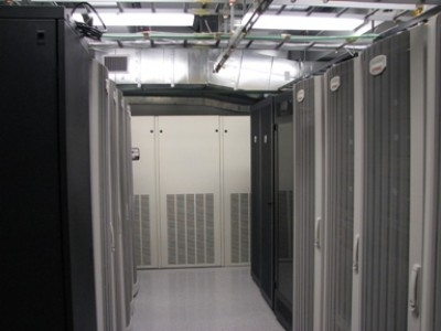 Data center Rackspace