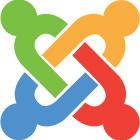 Joomla web hosting logo