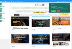 Sitepad Site builder