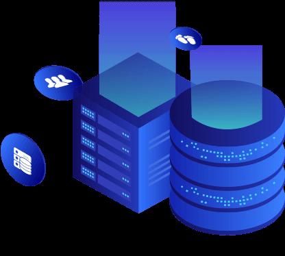 Shared web hosting image